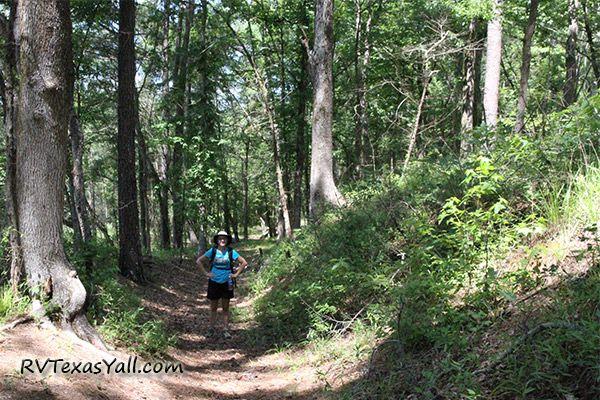 Hiking El Camino Real