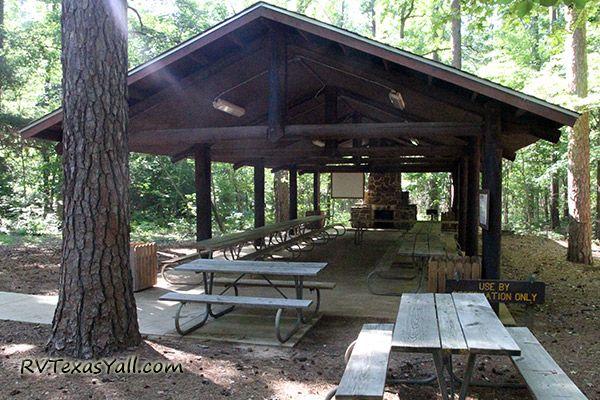 Mission Tejas Dining Pavilion