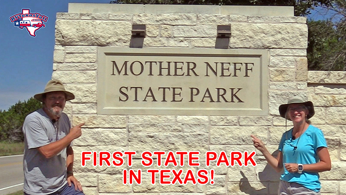 Mother Neff State Park