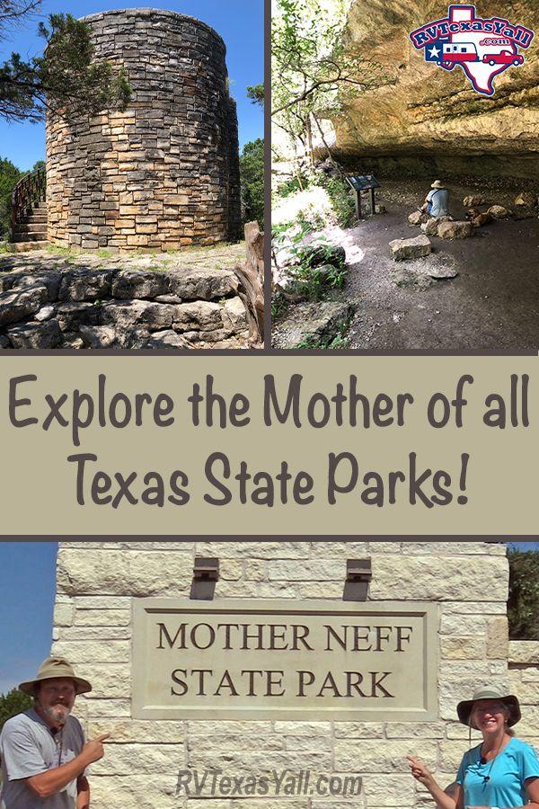 Mother Neff State Park, Moody TX | RVTexasYall com