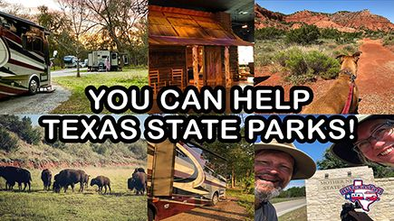 Vote for Texas Parks