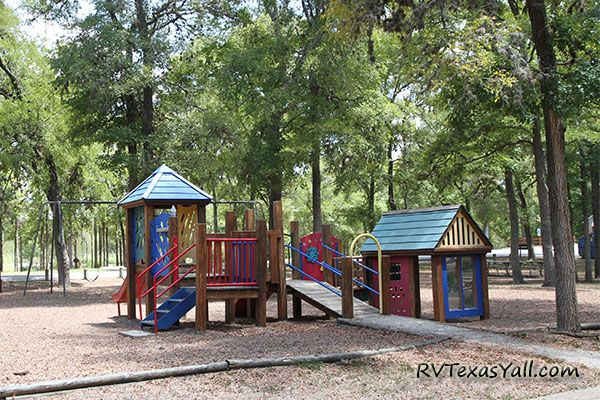 Playground at Palmetto State Park