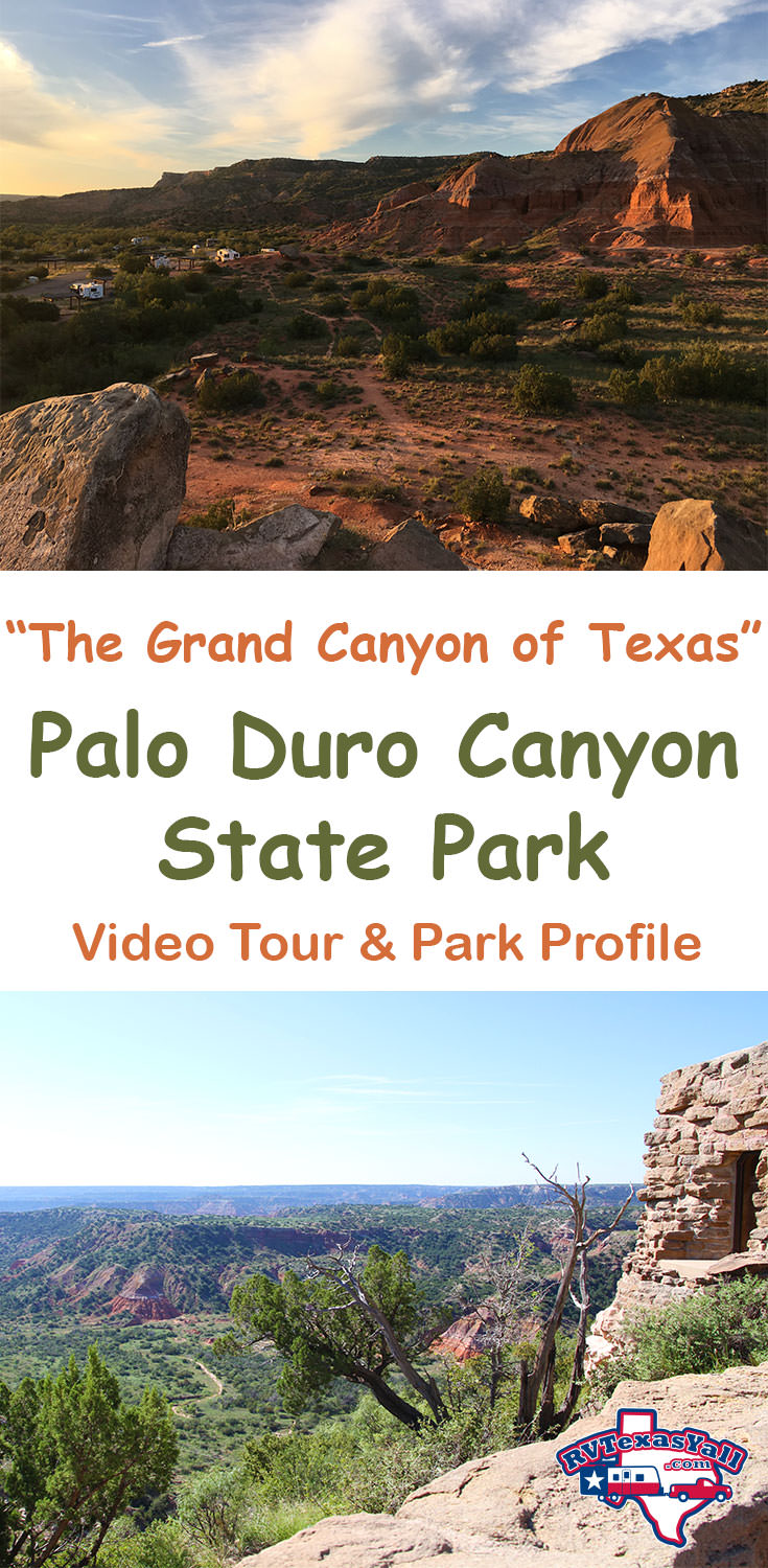 Palo Duro Canyon State Park | RVTexasYall.com