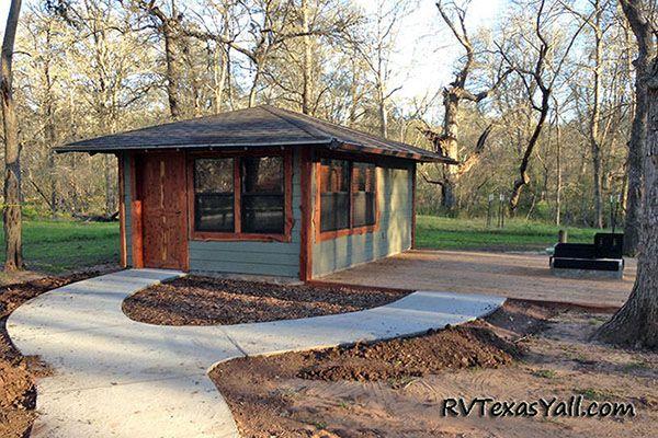 Stephen F Austin State Park Cabin