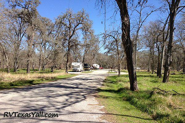 Stephen F Austin State Park San Felipe Tx Rvtexasyall Com