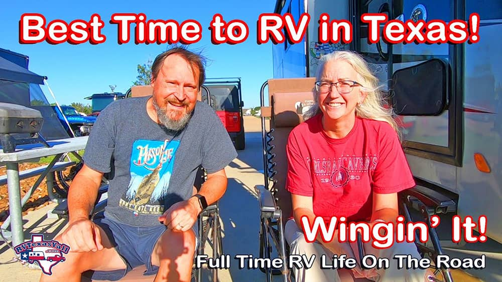 The Best Time to RV in Texas Video