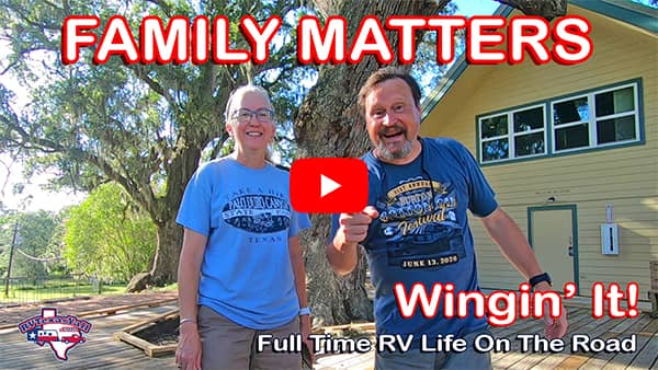 Dealing With Family Emergencies as Full Time RVers Video