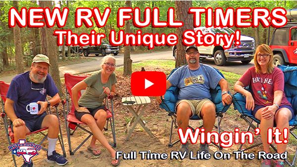 Starting Full Time RV Life With a Home Base Video