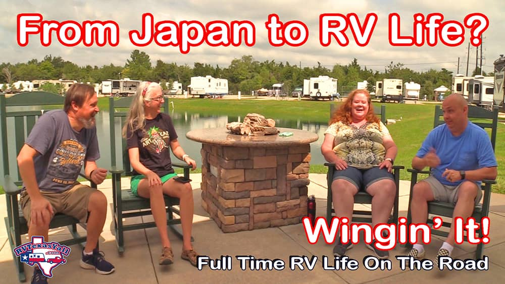 Jarhead and Ginger's Journey to Full Time RV Life Video