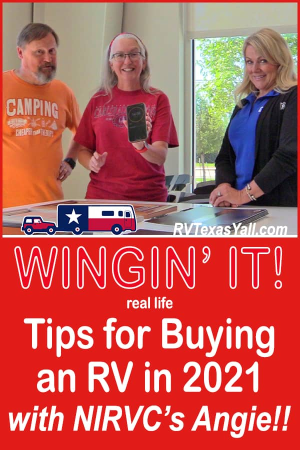 How To Buy An RV In 2021 | RV Texas Y'all