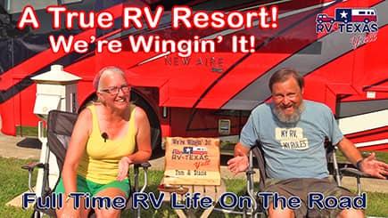 Wingin' It! at Reunion Lake RV Resort