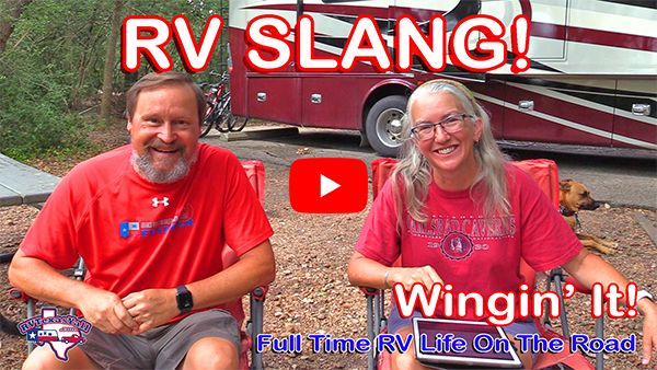 RV Slang: Words Every RVer Should Know
