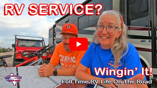 How To Find Good RV Service Video