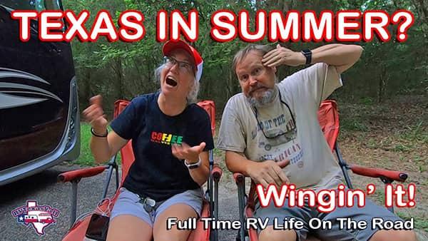 Summer Travel in Texas