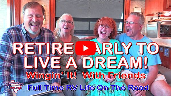 Retiring Early to Live a Dream