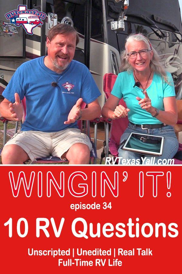 10 RV Question Challenge | RVTexasYall.com