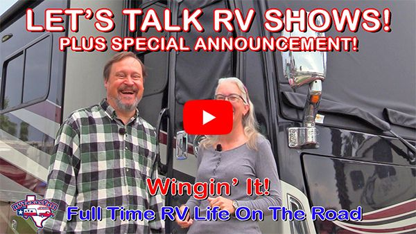 Why We Love RV Shows
