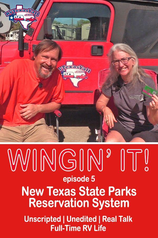Texas State Parks Reservation System | RVTexasYall.com